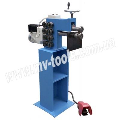 Зиговочно - отбортовочный станок с электроприводом SME 50 б/у