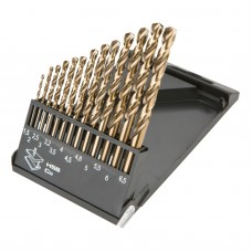 Набор сверл по металлу HSS-Co 1,5 - 6,5 мм