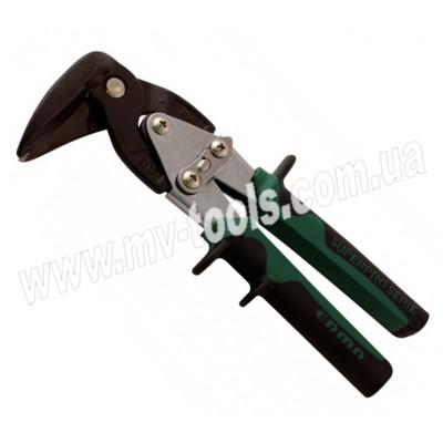 Рычажные ножницы с изогнутыми на 90° лезвиями, правый рез