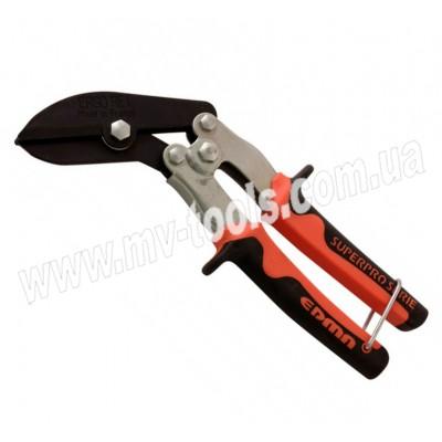 Ножницы для гофрирования, угловые с 3 лезвиями