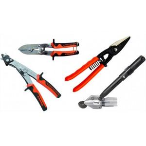 Ножницы по металлу - подробный обзор инструмента