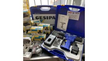 25.08.2021 Новая поставка продукции Gesipa