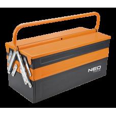 Ящик для инструмента стальной