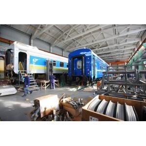 Использование заклепок в вагоностроении