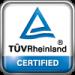 Сертификат TÜV