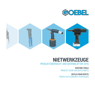 Заклепочный инструмент Goebel