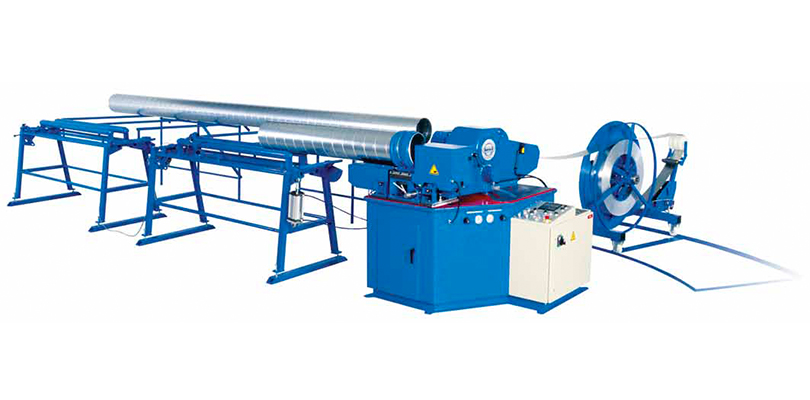 SPIRO Tubeformer 1602